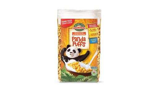 Organic Panda Puffs Breakfast Cereal Eco-Pac- Code#: CE153