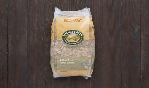 Organic Millet Rice Flakes Eco-Pac- Code#: CE155