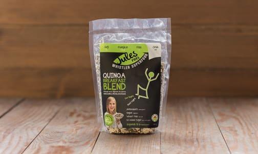 Organic Quinoa Breakfast Blend- Code#: CE1601