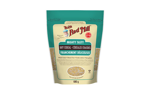Mighty Tasty Hot Cereal - Gluten Free- Code#: CE209
