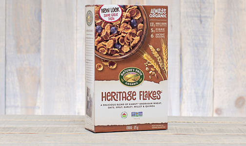 Organic Heritage Flakes- Code#: CE234