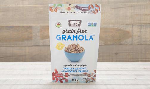 Organic Vanilla Almond Granola- Code#: CE240