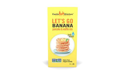Let's Go Banana Pancake & Waffle Mix- Code#: CE253