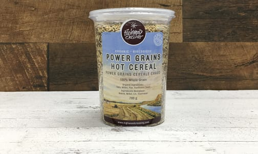 Organic Power Grains Wheat-Free Hot Cereal- Code#: CE3242