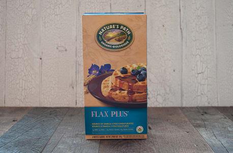 Flax Plus Frozen Waffles (Frozen)- Code#: CE330