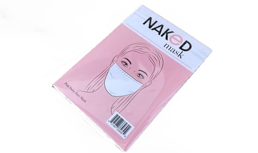 Pink Daisy Face Mask- Code#: CL0024