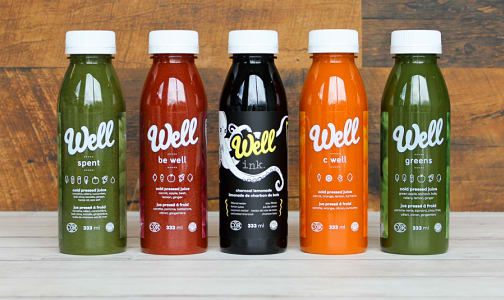 1 day cleanse - Bottled - Level two- Code#: CLEANSE1