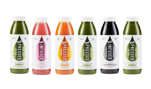 3 day cleanse - Bottled- Code#: CLEANSE3