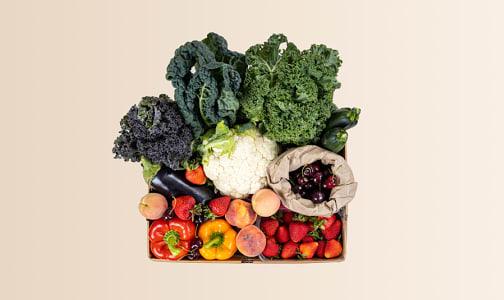 Loving Local Produce (Small)- Code#: CSABOX1