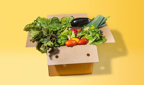 Loving Local Produce (Large)- Code#: CSABOX2