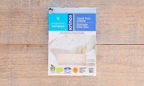Organic Sheep Milk Feta Cheese- Code#: DA0017