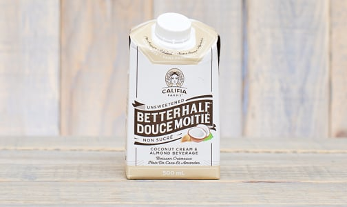 Betterhalf Unsweetened- Code#: DA0044