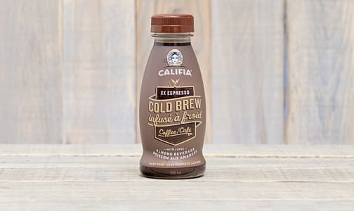 XX Espresso Cold Brew Coffee with Almond Milk- Code#: DA0049