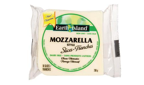 Mozzarella Style Slices- Code#: DA0054