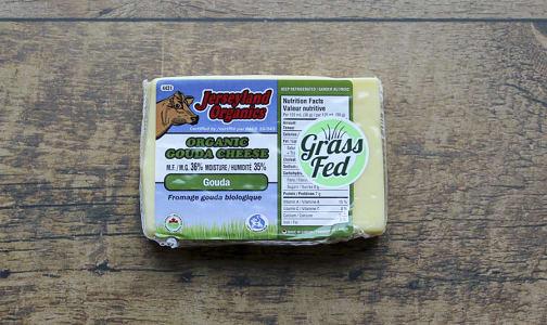 Organic Mild Gouda- Code#: DA0073