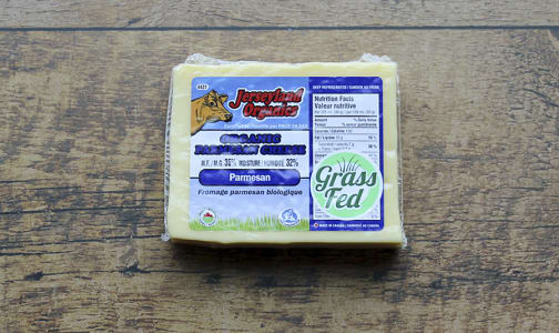 Organic Parmesan, Brick- Code#: DA0087