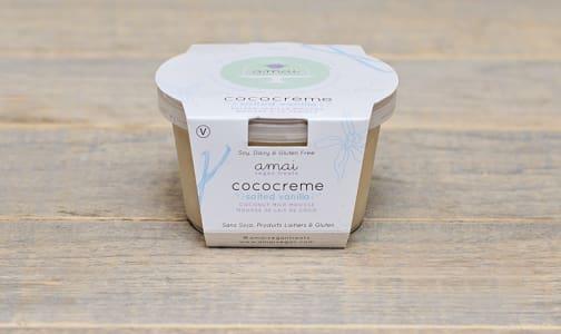 Cococreme Salted Vanilla Mousse (Frozen)- Code#: DA0090