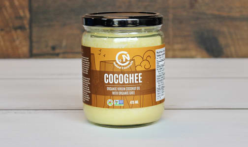 Organic Cocoghee Energy Blend- Code#: DA0094