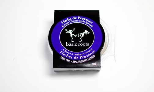 Organic Herb De Provence Cashew Cheese (Frozen)- Code#: DA0095