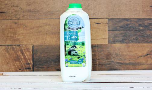 Organic 1% Jersey Cow Milk- Code#: DA0233