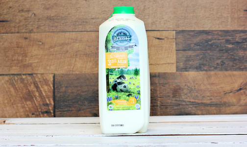 Organic 3.25% Jersey Cow Milk- Code#: DA0235