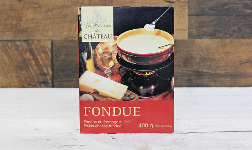 Reserves Chateau Swwis Cheese Fondue- Code#: DA0239