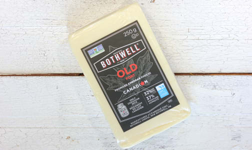 Old White Cheddar- Code#: DA0272