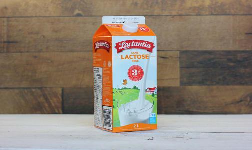 3.5% Homo Milk, Lactose Free- Code#: DA0293