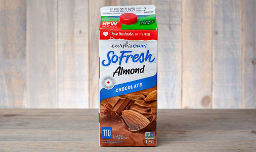 Fresh Almond Milk - Chocolate- Code#: DA029
