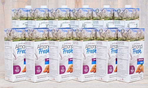 Unsweetened Almond Milk - CASE- Code#: DA030-CS