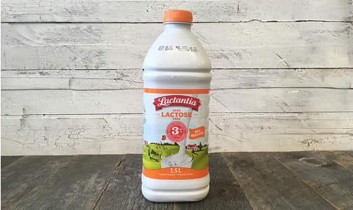 3.5% Homo Milk, Lactose Free- Code#: DA0305