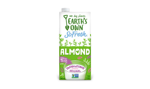Almond Milk - Unsweetened- Code#: DA030