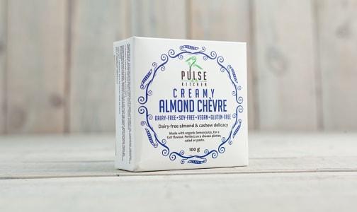 Creamy Almond Chevre- Code#: DA0317