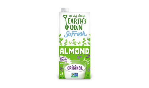 Almond Milk - Original- Code#: DA031
