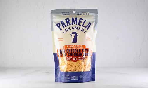 Cashew Shredded Cheddar- Code#: DA0323