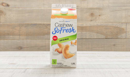 Fresh Cashew Milk - Original- Code#: DA040