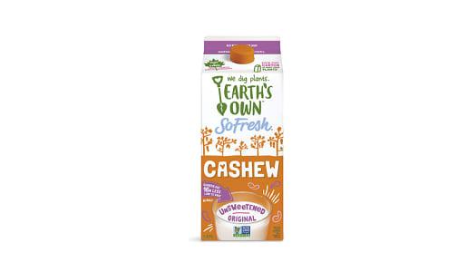 Fresh Cashew Milk - Unsweetened- Code#: DA041