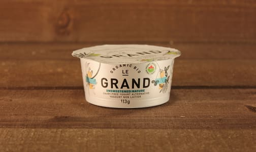 Organic Vegan Yogurt - Plain- Code#: DA0428