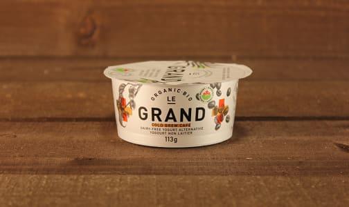 Organic Vegan Yogurt - Cold Brew Coffee- Code#: DA0435