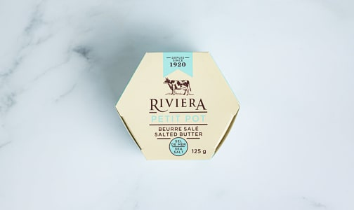 Cultured Butter - Sea Salt- Code#: DA0559