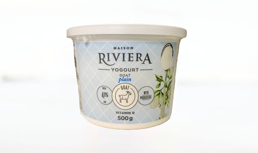 Goat Yogurt - Plain- Code#: DA0566