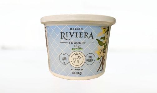 Goat Yogurt - Vanilla- Code#: DA0567