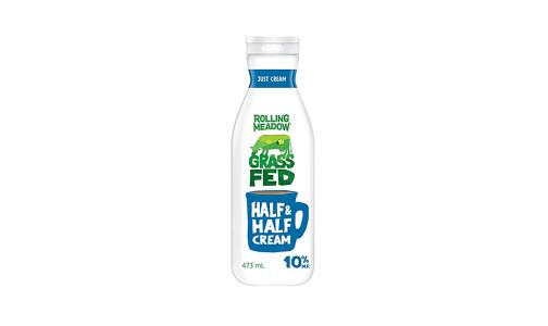 10% Grass Fed Cream- Code#: DA0574