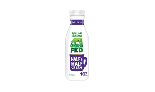 10% Grass Fed Cream - Sweet- Code#: DA0575