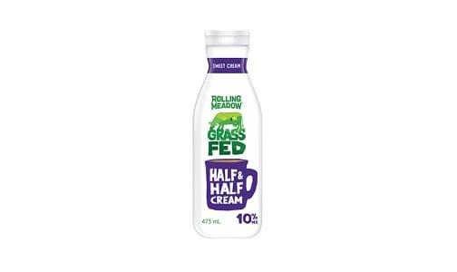 10% Grass Fed Cream - Sweet- Code#: DA0575