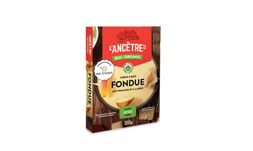 Organic Fondue- Code#: DA0579