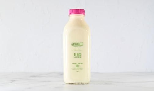 Organic Whipping Cream- Code#: DA0582