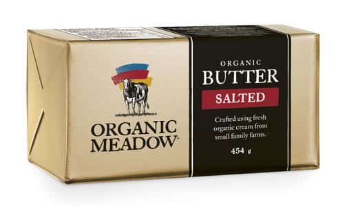 Organic Salted Butter- Code#: DA0584