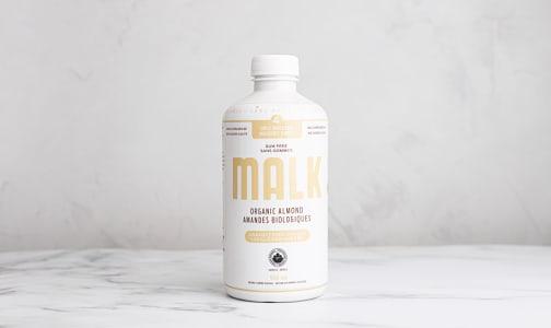 Organic Unsweetened Vanilla Almond Malk- Code#: DA0588