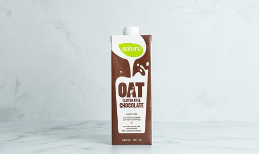 Enriched Chocolate Oat Beverage- Code#: DA0592